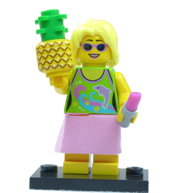 Brick Yourself Advanced Figure - Designed For You