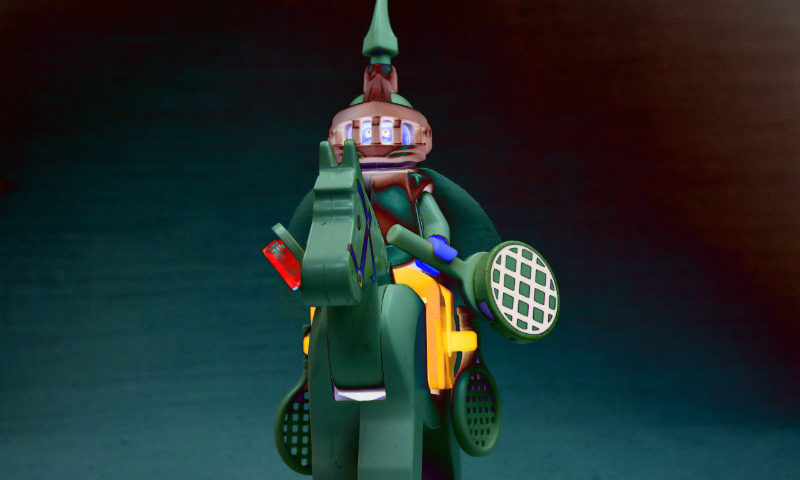 Brick Yourself Custom Lego Minifigure Sir Smash-A-Lot